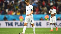 Steven Gerrard in the 2014 FIFA World Cup