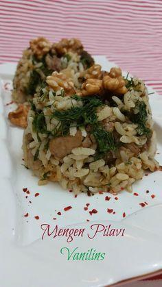 Mengen Pilavı Mengen Pilavı Tarifi Değişik Pilav Tarifleri Bu akşam tarifini vereceğim pilav,başlı başına ana yemek gibi bir tarif.....
