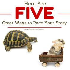 Here Are 5 Great Ways to Pace Your Story - Helping Writers Become Authors Authors, Writers, Nouns And Verbs, Your Story, Writing Resources, Writing Tips, Inspiration, Biblical Inspiration, Writing Prompts