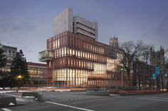 The Diana Center at Barnard College | OpenBuildings