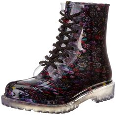 Dirty Laundry Women's Roadie Flower Rain Boot *** You can get more details by clicking on the image.
