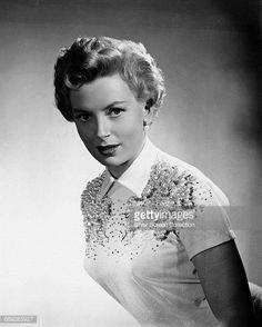 Scottishborn actress Deborah Kerr circa 1950