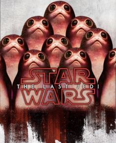 Porgs - The Last Jedi lol Sunday Movies, Prequel Memes, Star Wars Facts, Star War 3, The Force Is Strong, Last Jedi, Reylo, Clone Wars, Great Movies