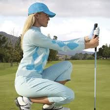Very smart Ladies Golf outfit #golf