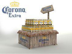 Corona Extra Pallet on Behance