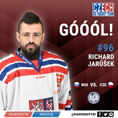 96 Richard jarusek  G  4-1 CZE vs RUS  Channel One Cup  title  https://www.facebook.com/narodnitym/photos/a.294343030740917.1073741828.292813624227191/523139911194560/?type=3