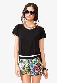 pattern shorts*