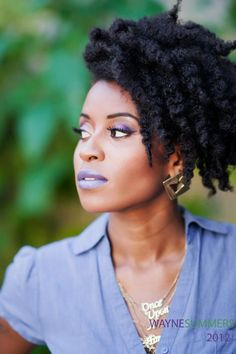 Beautiful #afro #natralhairstyle  Loved By NenoNatural!