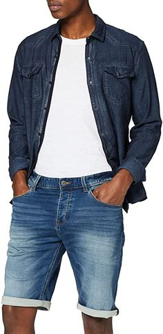 gut  Bekleidung, Herren, Shorts Shorts, Denim, Jackets, Fashion, Chinese, Summer, Clothing, Down Jackets, Moda