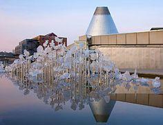 Tacoma Museum of Glass. Tacoma, Washington.  Must visit someday !
