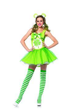 Good Luck Care Bear Hasbro Costume  sc 1 st  Pinterest & Spongebob Squarepants Patrick Adult Womens Costume.. They finally ...