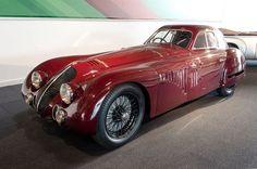 "Alfa Romeo 8C 2900 B Speciale Tipo ""Le Mans"" Touring (1938) http://windblox.com/ #windscreen"