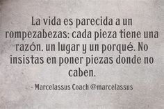 Coaching. Frases