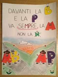 Immagine Pre School, School Bags, Curriculum, Homeschool, Teaching Reading, Learning, Italian Grammar, Beautiful Images, Montessori
