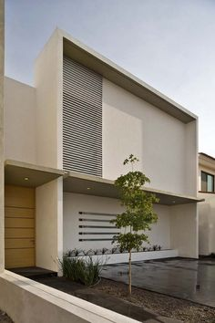Casa Aída by Ricardo Agraz, via Behance
