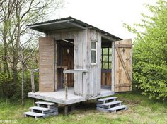 Tutorial: Build This Small Wood Cabin Sheds, Huts