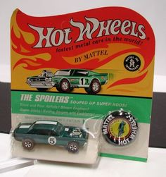 hot wheels 1970 Red Line:
