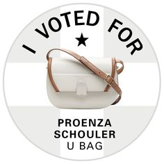 Vote Proenza Schouler U Bag for #ItBag2015! – Vogue