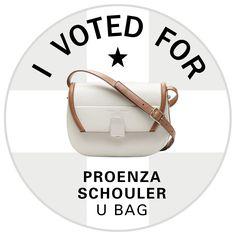 Vote Proenza Schouler U Bag for #ItBag2015! – Vogue