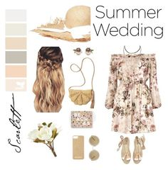"""""""Summer"""" by eymilia on Polyvore featuring River Island, Soludos, Gigi Burris Millinery, Dolce&Gabbana, Pier 1 Imports, MICHAEL Michael Kors and Les Néréides"""