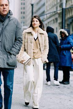 New York Fashion Week AW 2015.....Maria