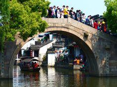 """Xitan - une jolie """"ville d'eau"""" à découvrir près de Shanghai"""