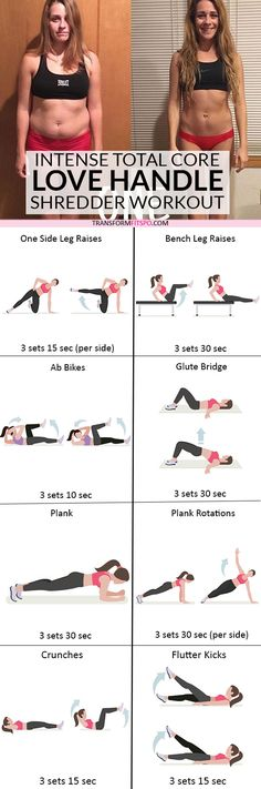 #womensworkout #workout #femalefitness Repin and share if this workout destroyed your love handles! Click the pin for the full workout.