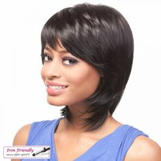 It's a Wig Smile Wig - Heat Resistant Wig