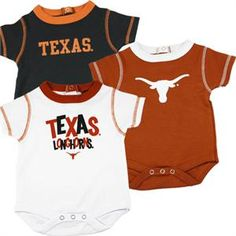 81283bb36 Same day shipping and all Texas baby gifts are wrapped in team color tissue  paper to make the perfect gift for expecting parents.