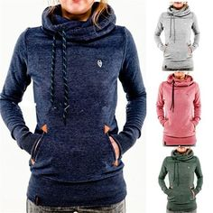 Casual Hooded Long Sleeve Pocket Design Type: Pullovers Sleeve Length: Full Clothing Length: Regular