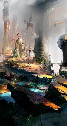 Fantasy World_WuMin