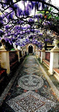 Villa d'Este in Tivoli, Lazio - Italy
