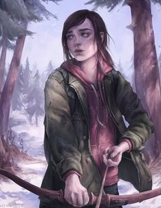 Endure - Ellie, The Last of Us | AstriSjursen on DeviantArt