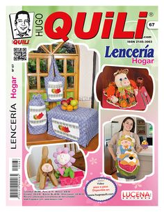 Revista Hugo Quili Lenceria Hogar No. 67