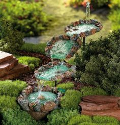 Cascading Pools Garden Fountain By Collections Etc by Collections, http://www.amazon.com/dp/B004NY4LZ4/ref=cm_sw_r_pi_dp_ELtIrb0CF94GQ