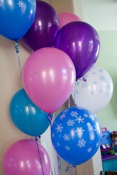 Disney Frozen Birthday Party Ideas | A Night Owl Blog