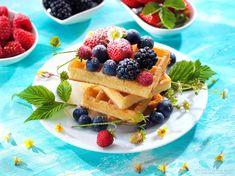 waffle food photographer