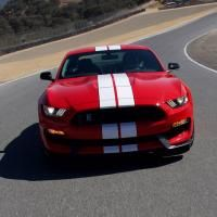 First drive: new Shelby GT350 and GT350R Mustang | Top Gear