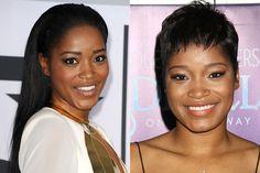Celebrity Hair Transformations 2014 - Drastic Hair Changes - Elle