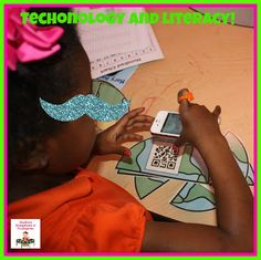 A Kindergarten Smorgasboard of QR Codes!!