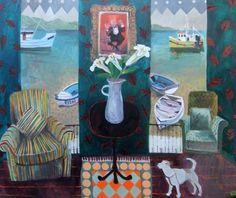 Sea View by Jenny Wheatley
