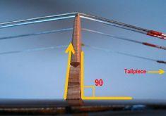 Important Checks of the Violin Bridge Before You Tune A Violin