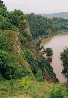Berounka River, Czech Republic