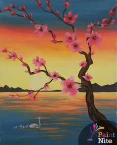 Paint Nite Vancouver | Paint Nite at The Big River Restaurant - Jan 29