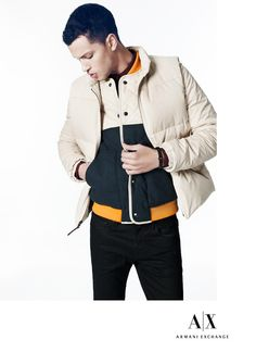 Armani Exchange Delivers Sporty & Smart Fall Fashions image Armani Exchange Fall Styles 003