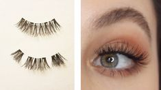 How To Apply Ardell Magnetic Eyelashes | 3 Hacks - YouTube
