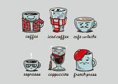 the-coffees-tshirt by tasha chapman