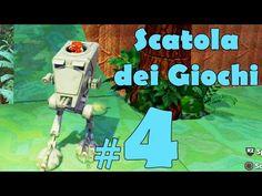 Disney Infinity 3.0 Gameplay ITA Walkthrough #4 - Scatola dei Giochi - PS4 Xbox One - YouTube