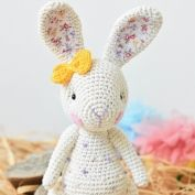 Matilda the Bunny amigurumi pattern - Amigurumipatterns.net