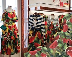 #DGMontenapoleone hosts a new capsule: full of colour and liveliness! Discover it exclusively in store. #DGWomen